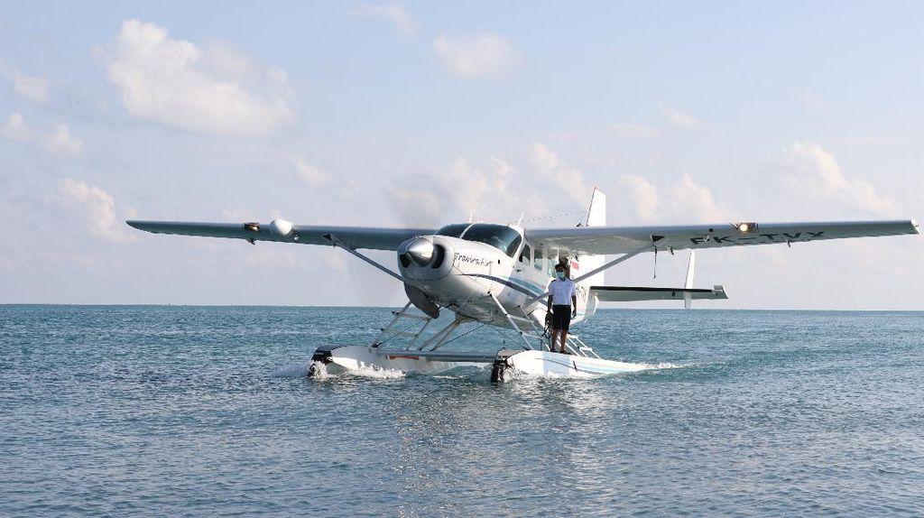 Asyik... Bali-Gili Iyang Bakal Ada Seaplane