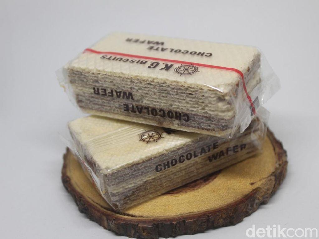 Wafer dalam Kaleng Biskuit Khong Guan Paling Diincar Orang