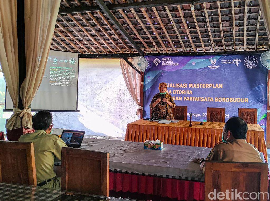 Borobudur Highland Segera Dibangun, Ini Isi Master Plannya