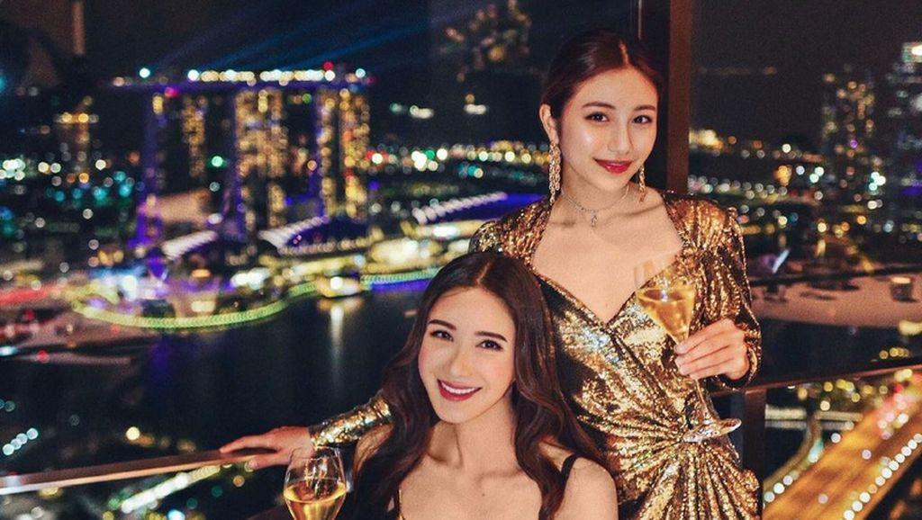 10 Gaya Fancy Calista Cuaca, Putri Sosialita Jamie Chua & Konglomerat Indonesia