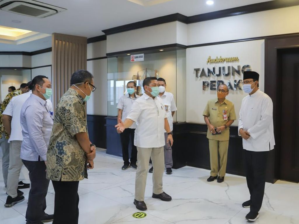 Pemkot Pasuruan Ingin Revitalisasi Pelabuhan Tanjung Tembikar
