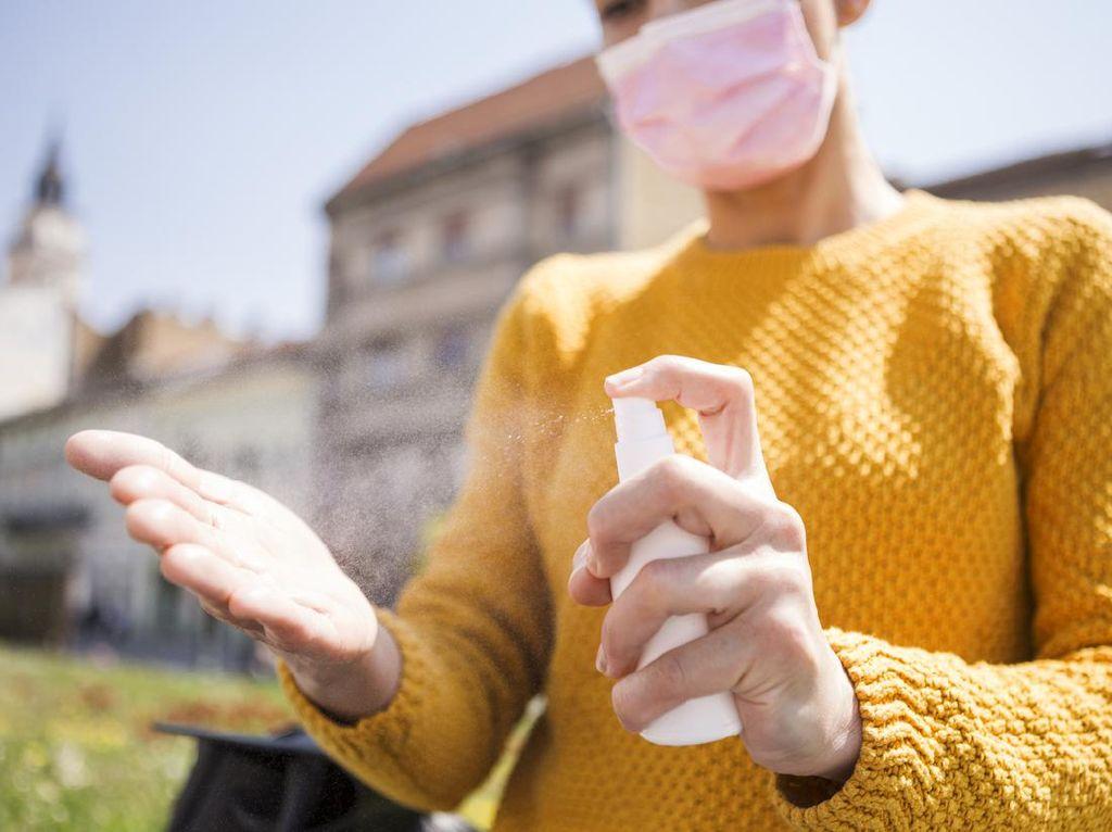 Hand Sanitizer Diduga Picu Peningkatan Virus Gastroenteritis