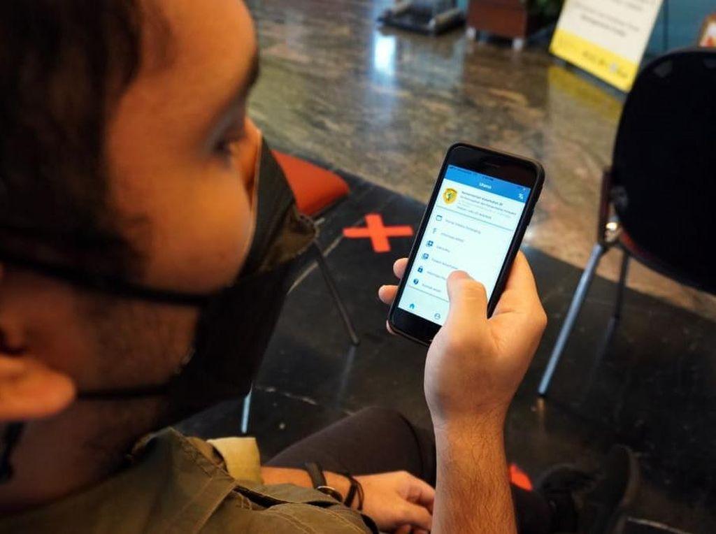 BSSN Jelaskan Penyebab Kebocoran Data Aplikasi eHAC Kemenkes