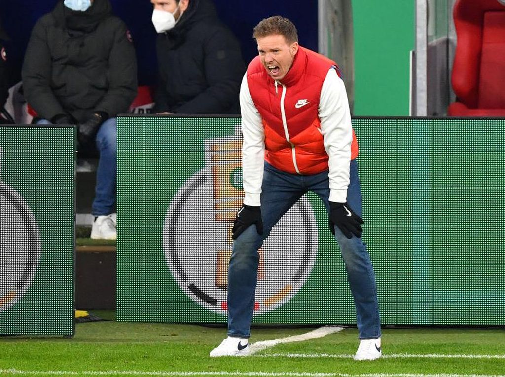 Bayern: Nagelsmann Masih Muda, tapi CV-nya Impresif