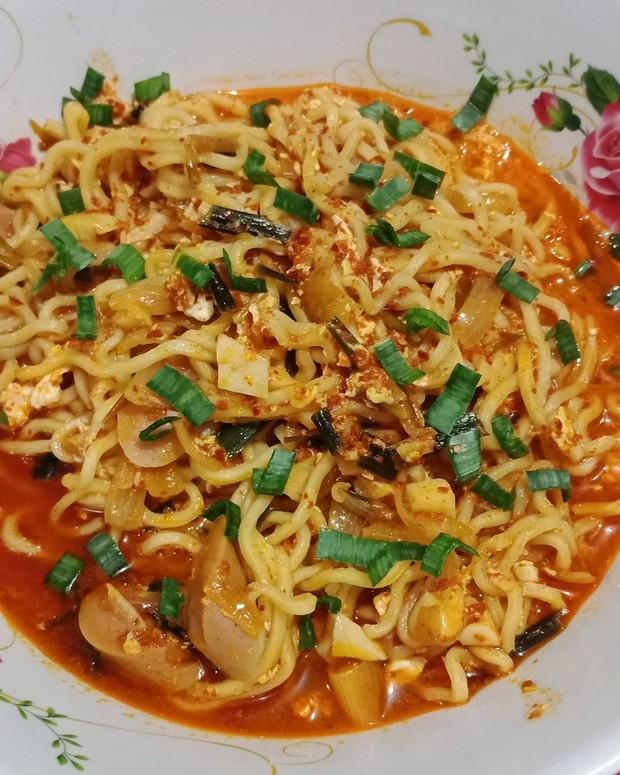 Kreasi mie telur saus tomat dengan cita rasa menggoda/instagram.com/robetxu