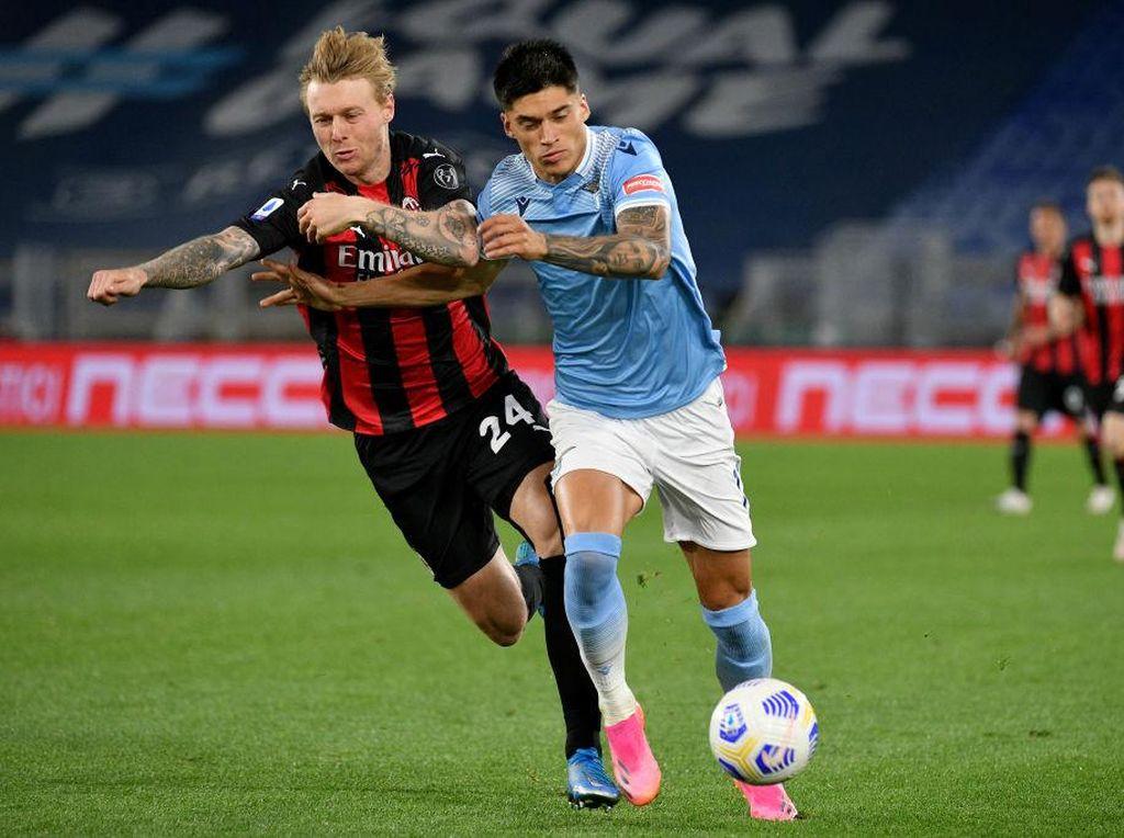 Lazio Vs Milan: Si Elang Libas Rossoneri 3-0