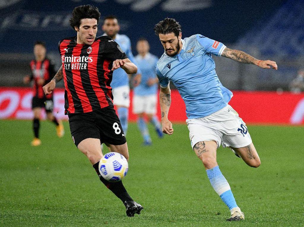 Klasemen Liga Italia: Milan Terlempar dari Empat Besar