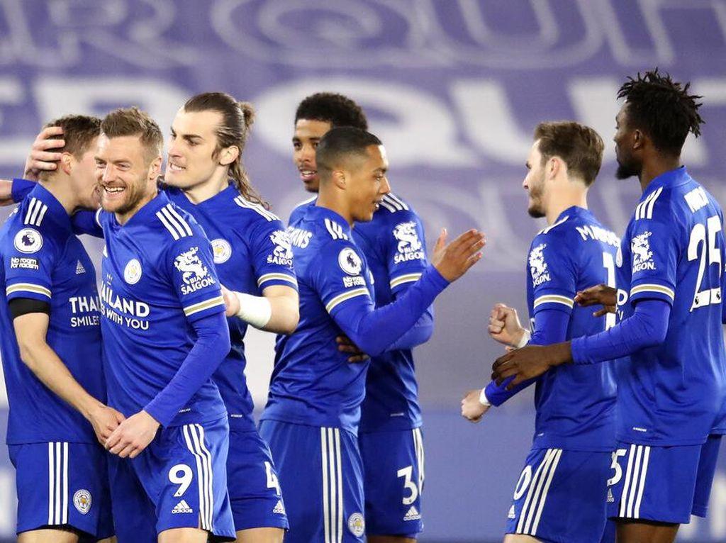 Awas Gagal Lagi Finis Empat Besar, Leicester!