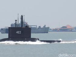TNI AL Tepis Isu Liar KRI Nanggala-402 Diserang Kapal Asing