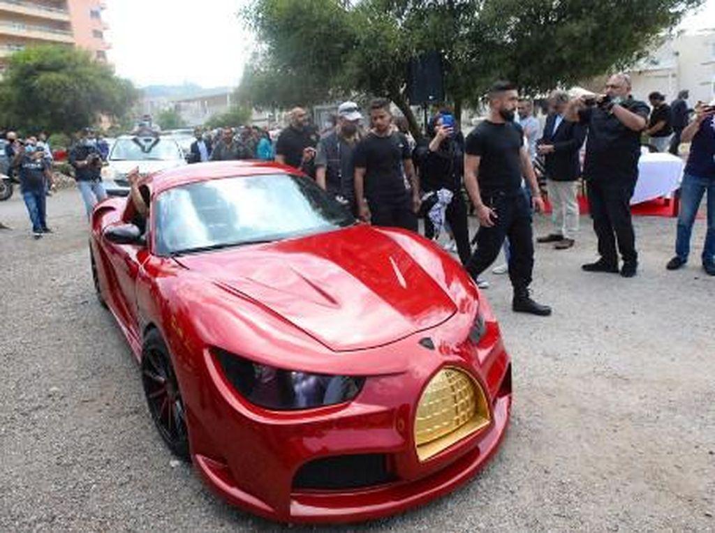 Lagi Krisis Ekonomi dan Sering Pemadaman Listrik, Libanon Produksi Mobil Listrik Pertamanya