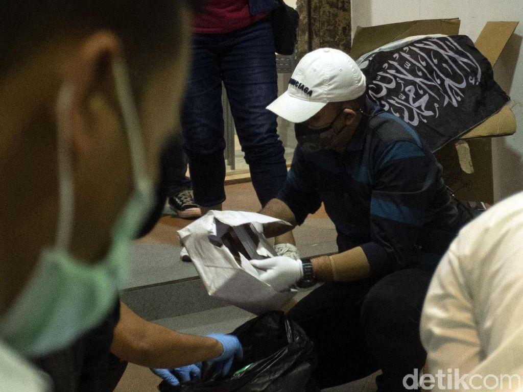 Tepisan Polri soal Bahan Peledak TATP yang Disebut Pembersih WC