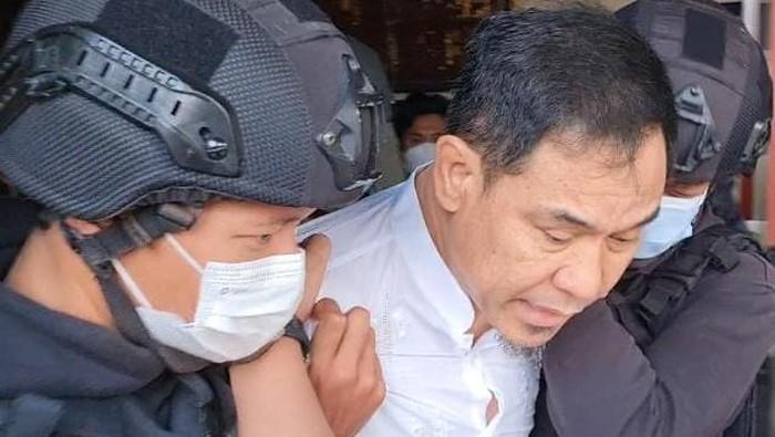 Munarman ditangkap Densus 88 (Dok. Istimewa)