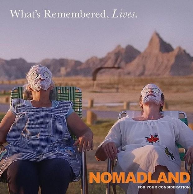 nomadland oscars 2021