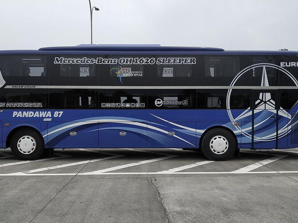 Ini Daftar PO yang Punya Sleeper Bus, Layani Trayek AKAP Hingga Pariwisata