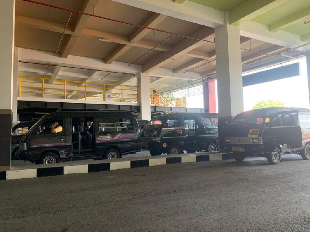 Angkutan Darat Dilarang Operasi, Organda Surabaya: Maunya Pemerintah Apa?
