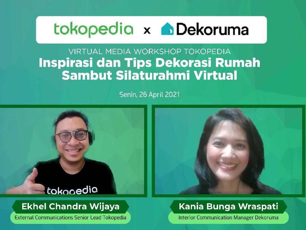 5 Tips Dekorasi Rumah untuk Sambut Silaturahmi Virtual Saat Ramadhan