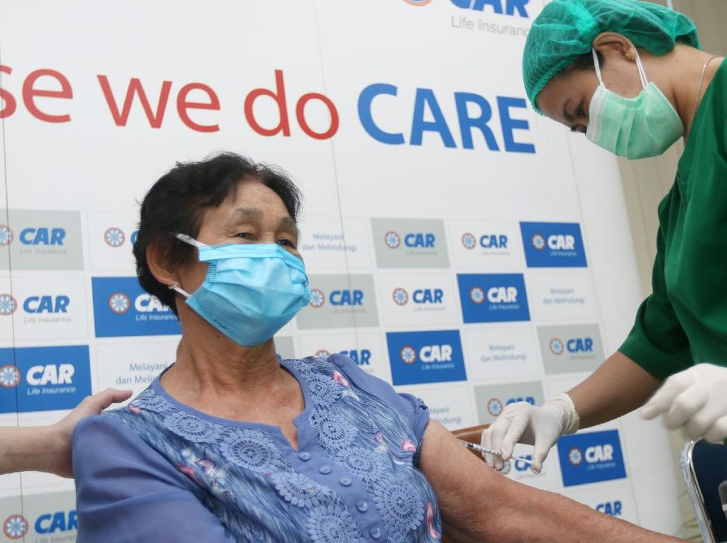 RT RW Dianjurkan Bikin Inovasi Percepatan Vaksinasi Lansia
