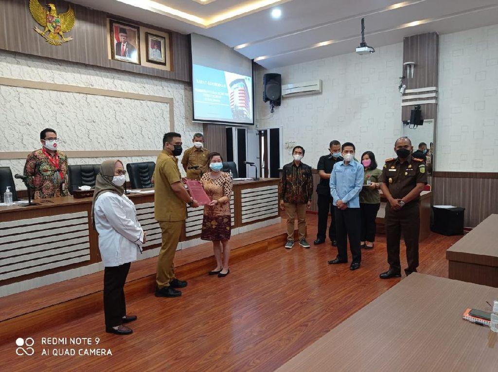 KPK Temui Walkot Medan Bobby, Bahas Aset Pemko Rp 108 M