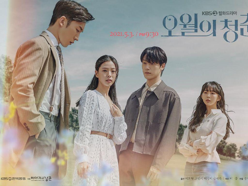6 Rekomendasi Drama Korea Terbaru di Bulan Mei