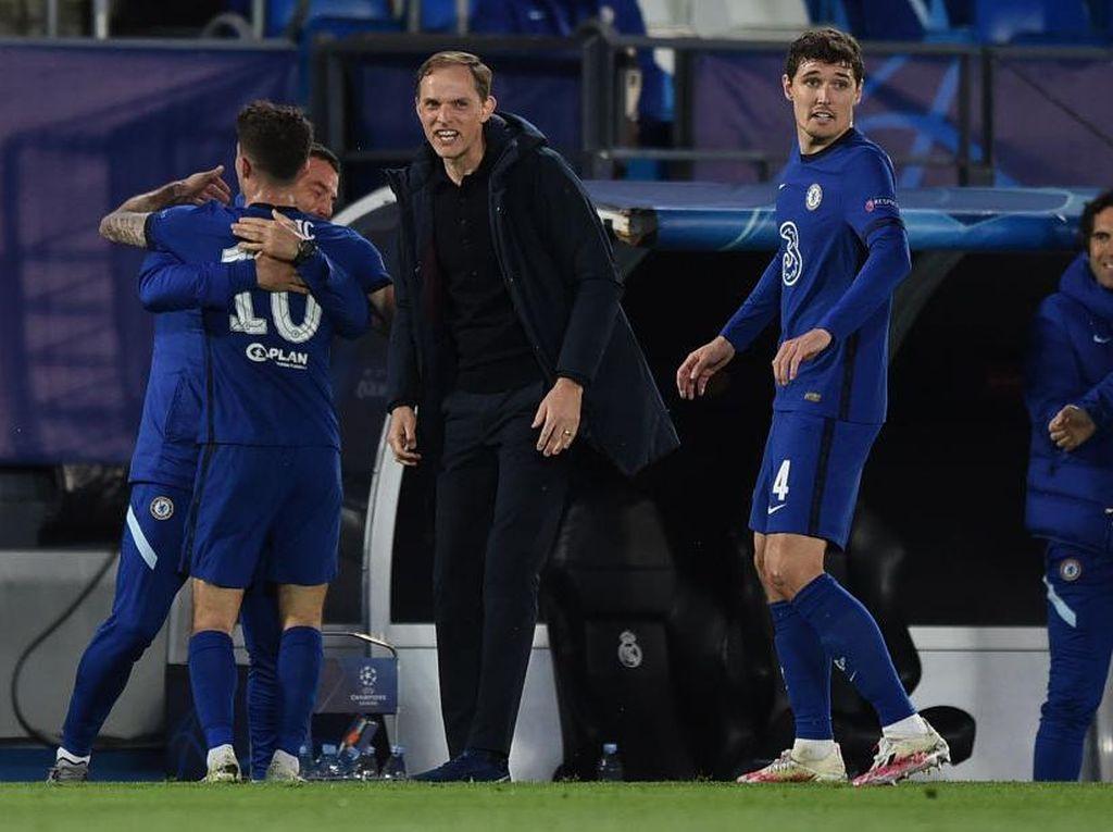 Tuchel: Finis 4 Besar Akan Kurangi Tekanan Chelsea di Final Liga Champions