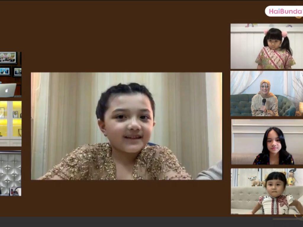 Gemas, Saat Arsy Hermansyah & Monella Kasih Pertanyaan Sulit ke Ibu Menteri