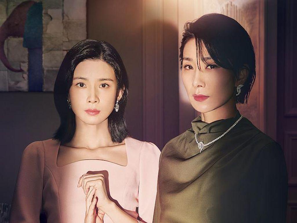 Drama Dua Menantu Keluarga Kaya di Drakor Mine Tayang 8 Mei
