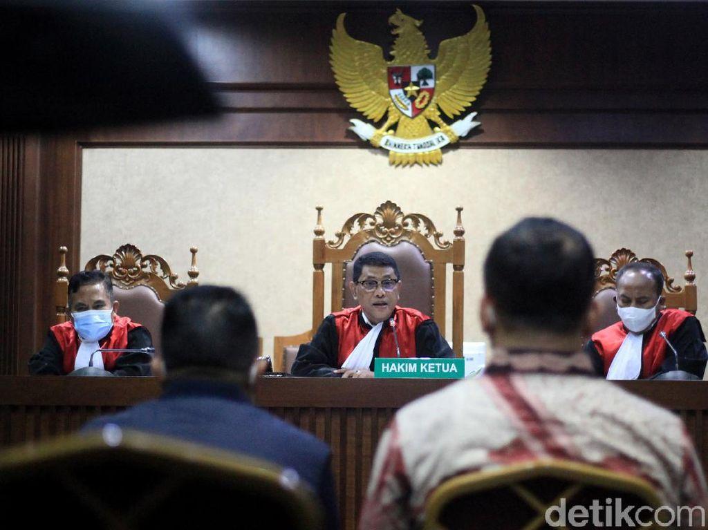 Hakim Putuskan Bank Garansi Ekspor Benur Rp 51,7 Miliar Dirampas Negara