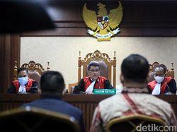 Vonis 5 Tahun Penjara Edhy Prabowo Diwarnai Dissenting Opinion Hakim