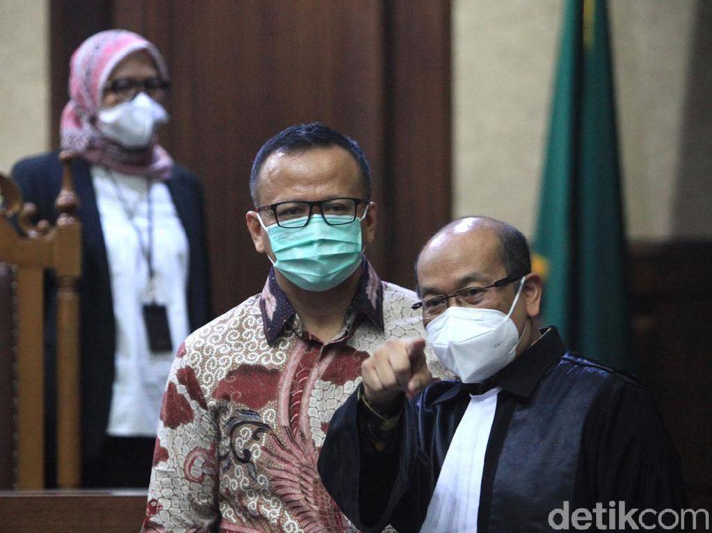 Tuntutan Ringan ke Edhy Prabowo Diyakini Bukti Pemberantasan Korupsi Turun