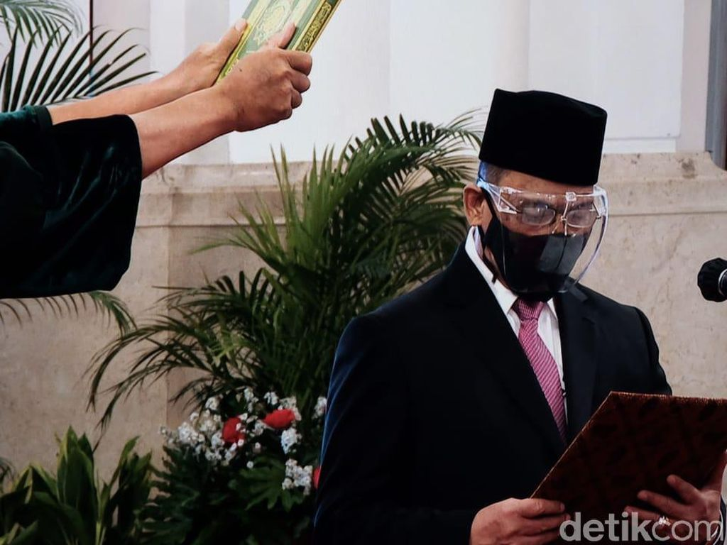 Akankah Dewas KPK Lebih Bertaji Usai Ada Indriyanto Seno Adji?