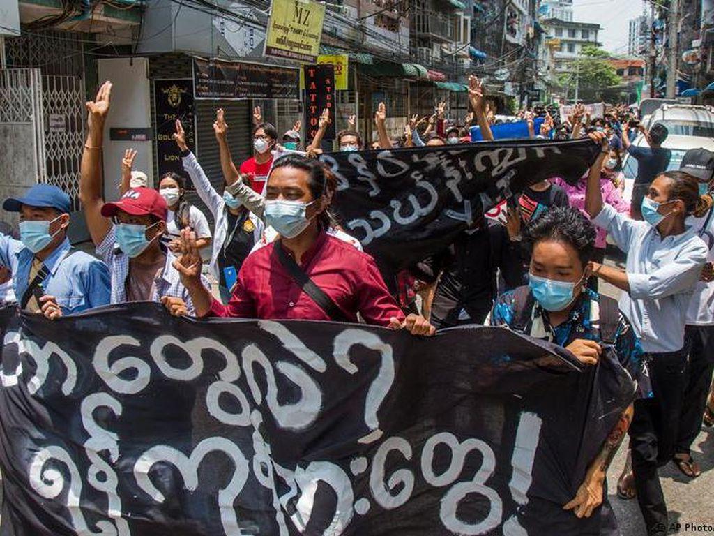 Junta Myanmar Inginkan Stabilitas Sebelum Hentikan Kekerasan