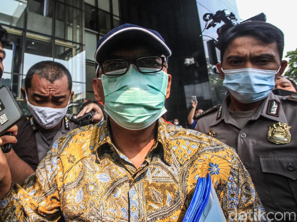 Terima Suap Rp 52 M, Eks Pejabat DJP Angin Prayitno Lapor Harta Rp 18,6 M