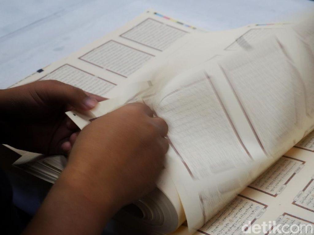 Ada Wisata Religi Gratis di Bandung: Tur Pabrik Pembuatan Al Quran