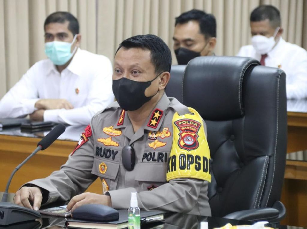 Penyekatan Mudik di Banten Ditambah, Kapolda Minta Merak Tutup 5 Dermaga