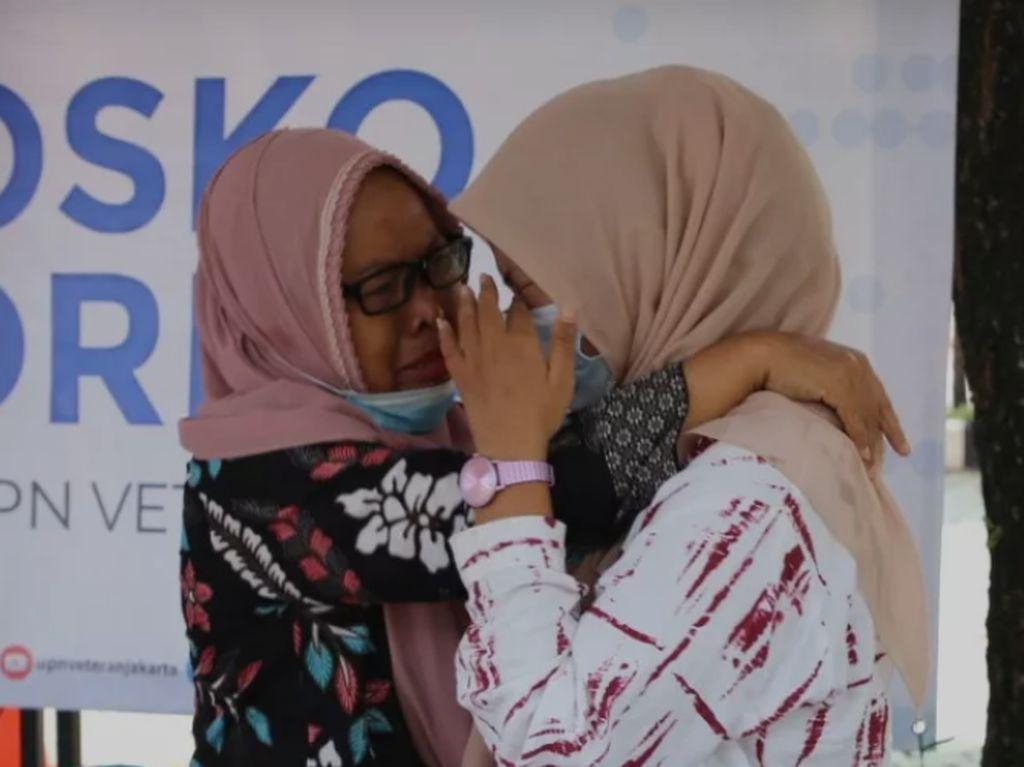 Kehilangan Dokumen, Gadis dari Tangerang Ini Nyaris Tak Bisa ikut UTBK di UPNVJ