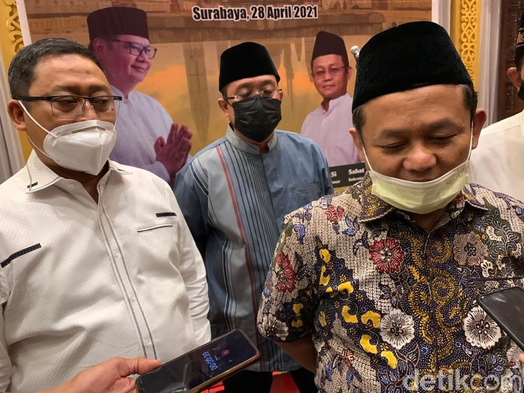 Golkar Jatim Usulkan Wacana Airlangga-Khofifah Untuk Pilpres 2024