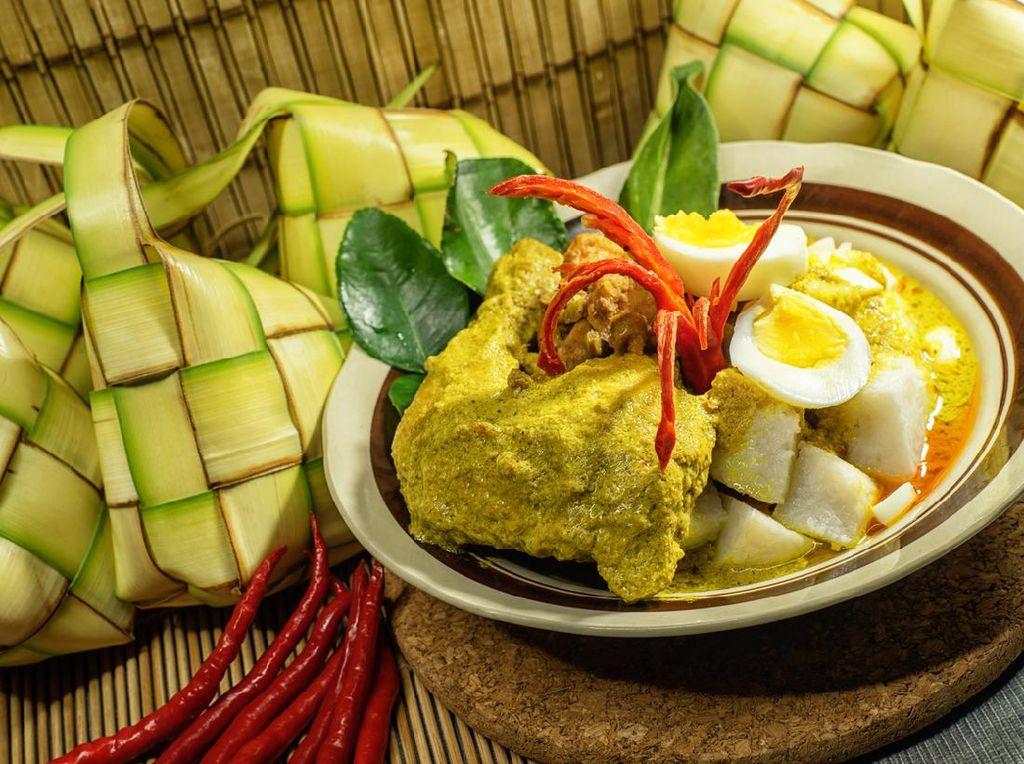 Tradisi Makan Ketupat saat Lebaran Sudah Dimulai Sejak Abad 15