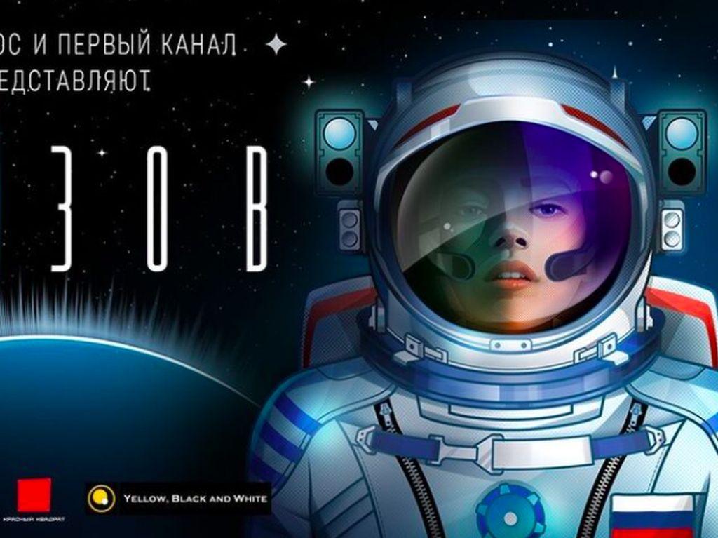 Rusia Akan Pilih Aktris untuk Syuting di Stasiun Luar Angkasa