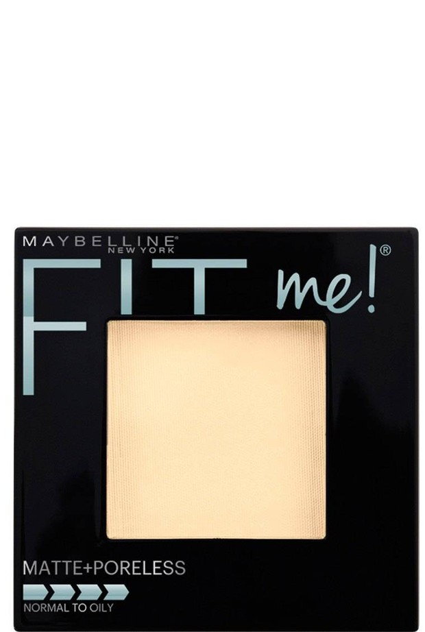 Maybelline Fit Me! Matte+Poreless Powder (sumber : maybelline.ca