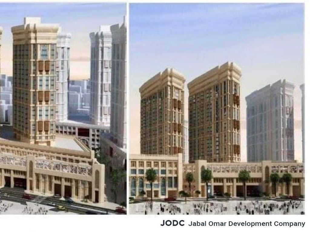 Archipelago Grup Kelola Dua Hotel Bintang 5 di Lokasi Strategis Makkah