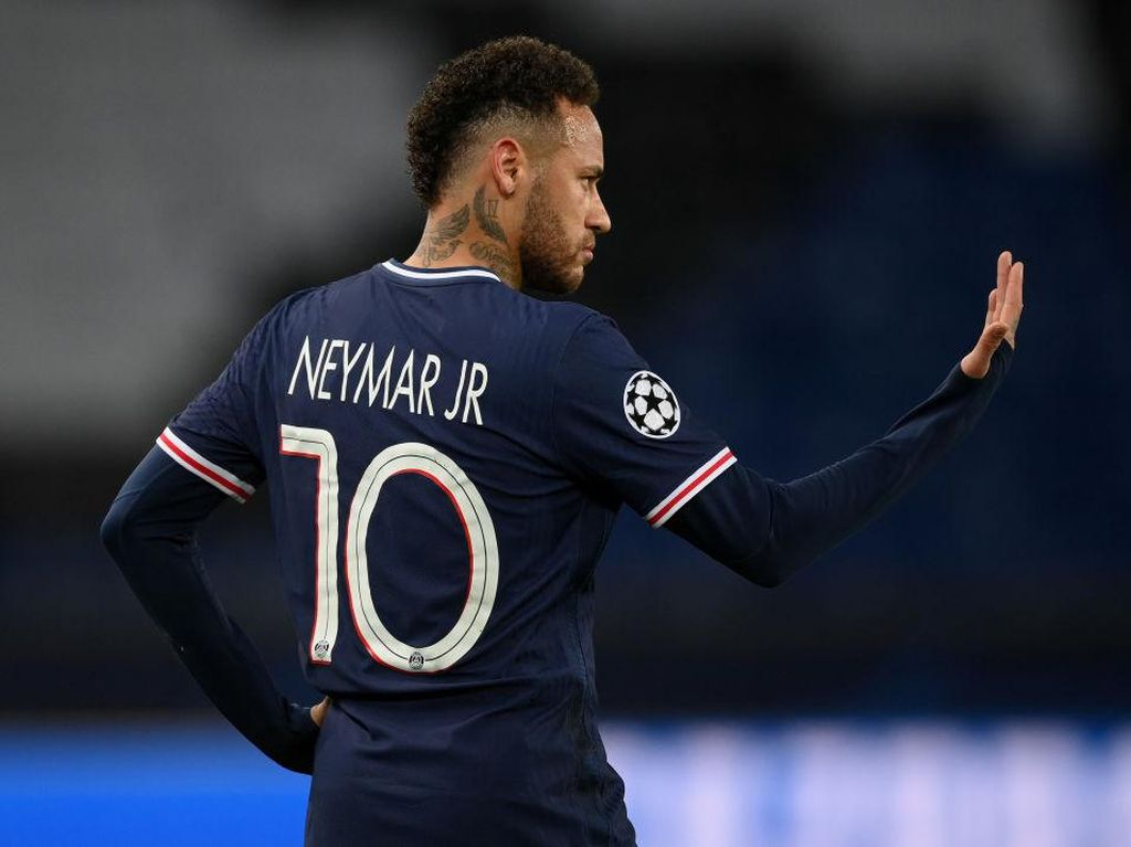 Neymar Tepis Tudingan Nike Terkait Kasus Pelecehan Seksual