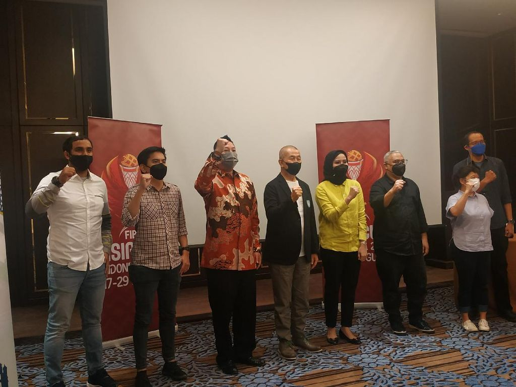 Ambisi Besar Indonesia di FIBA Asia Cup 2021