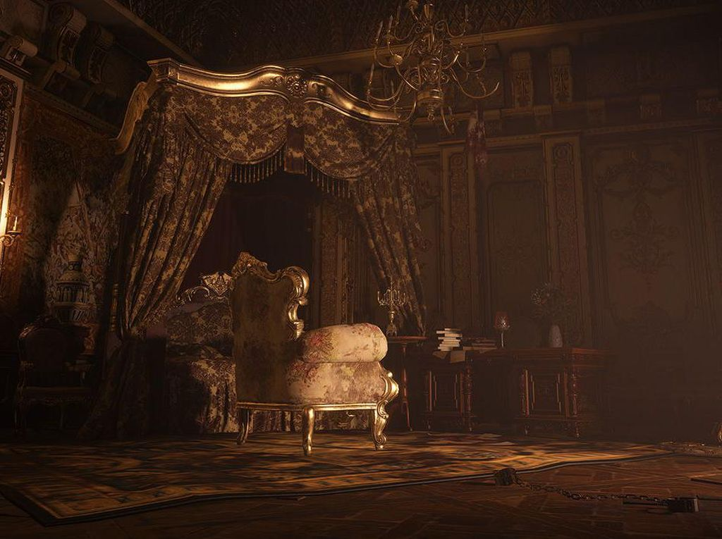 Loading Demo Resident Evil Village PS5 Lebih Ngebut dari PS4