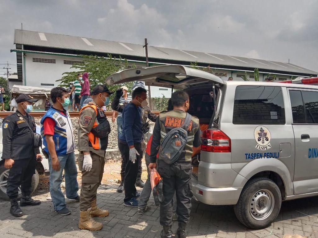 TKI Jatim yang Positif COVID-19 akan Dikarantina di RS Lapangan Indrapura