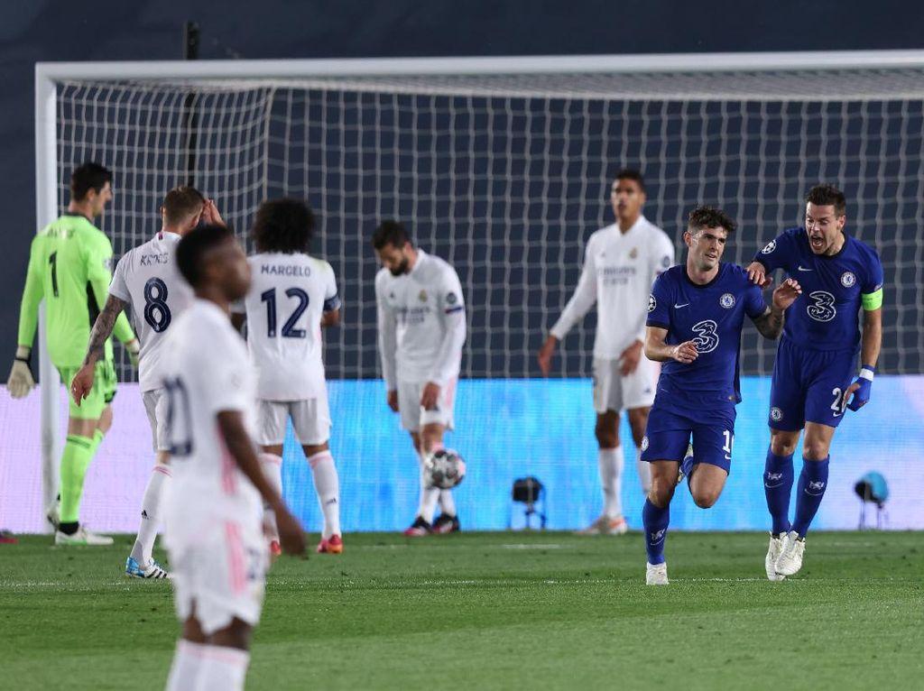 Real Madrid Vs Chelsea: Los Blancos Masih Mejan Lawan The Blues