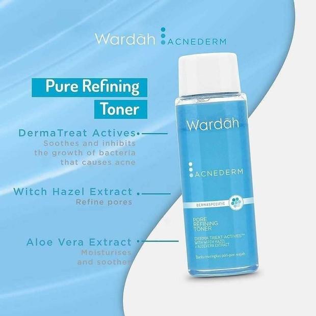 toner lokal untuk acne prone