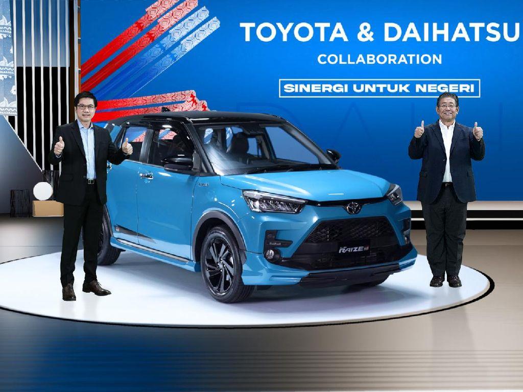 Bocoran Fitur Canggih Toyota Raize yang Biasanya Ada di Mobil Mahal