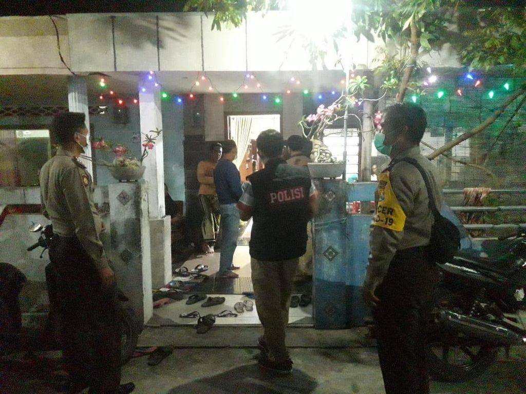 Uang dan Emas Hasil Jerih Payah Jadi Kuli Bangunan Raib Digondol Maling