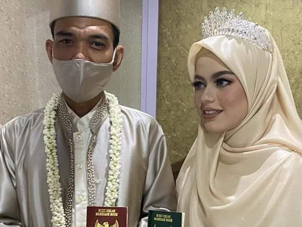 Doa Mantan Istri untuk UAS yang Nikah untuk Ketiga Kali