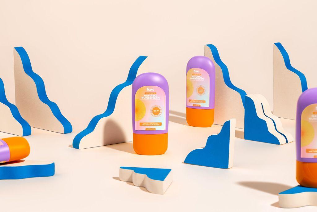 Base Sunscreen lokal